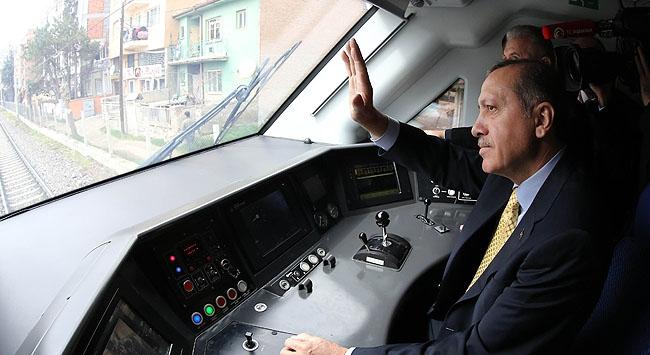 Eskişehir-Konya hızlı tren seferleri başladı