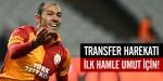Galatasarayda transfer harekatı