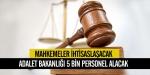 Mahkemeler ihtisaslaşıyor