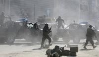 Taliban Yine Otele Saldırdı