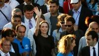 Angelina Jolie'den Suriyelilere Yardım