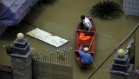 Meksika ve Çin Sele Teslim