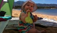 Bebeğinizle Sağlıklı Bir Tatil İçin...