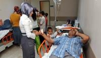 Malatya'da 200 Kişi Hastanelere Koştu