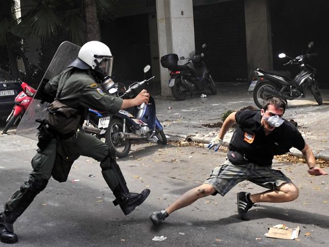 Yunanistanda Kritik Hafta