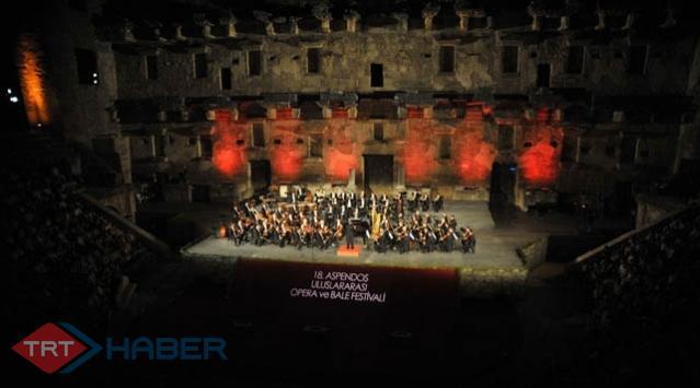 Viyana Filarmoni Orkestrası Antalyada