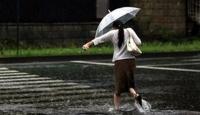 Kars ve Ardahan'da Şiddetli Yağış