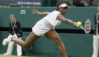 Venus Williams Zorlansa da Kazandı