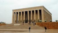 5 Bin Çocuk Anıtkabir'i Ziyaret Etti