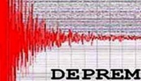 Güllük Körfezi'nde Deprem