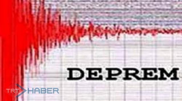 Antalyada deprem oldu