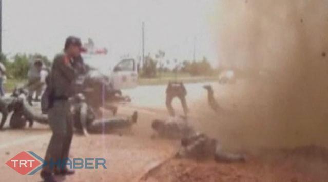 Taylandda Bombalı Saldırılar: 3 Ölü, 60 Yaralı