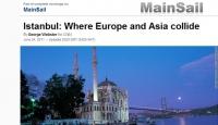 İstanbul CNN'in İnternet Sitesinde