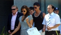 Ronaldo Türkiye'den Ayrıldı
