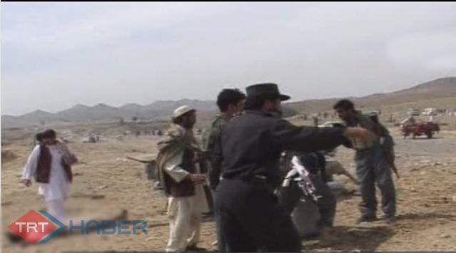 Afganistanda 8 NATO Görevlisi Öldü