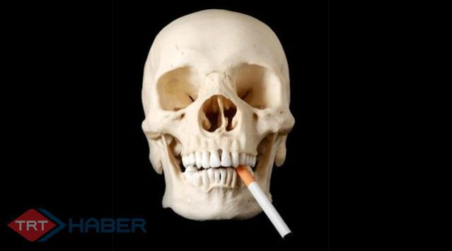 Sigara Öldürüyor!