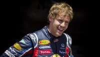 Valencia Grand Prix'sini Vettel Kazandı