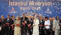 Dünyanın En Büyük Akvaryumu İstanbul'da Açıldı