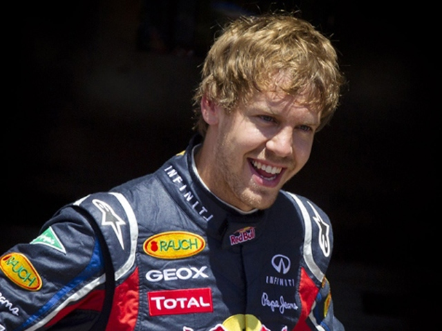 Vettelde Avrupa GPde de İlk Sırada