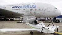 Dünyanın En Küçük Uçağından Hız Rekoru