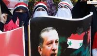 Türkiye ve Erdoğan'a Sevgi Gösterisi