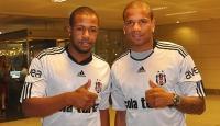 Beşiktaş'ın Yeni Transferleri Geldi