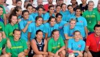 Plaj Hentbolunda Türkiye Şampiyon