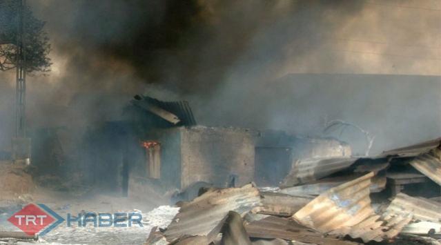 Nijeryada BM Binasında Patlama