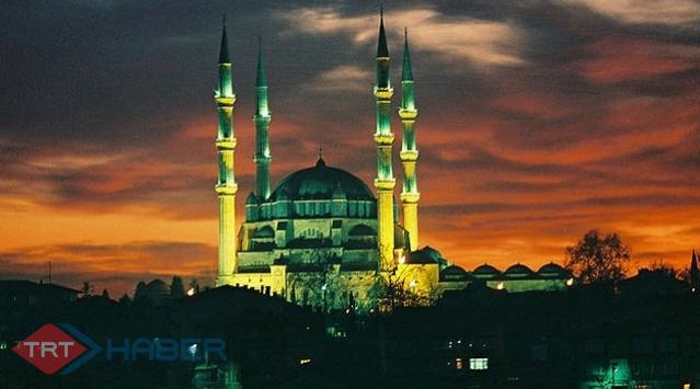 """Selimiye """"Dünya Miras Listesi""""nde"""