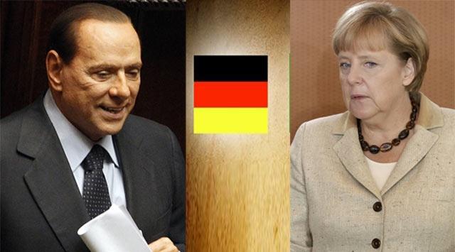 Berlusconiden Merkel Hakkında Skandal Sözler