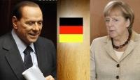 Berlusconi'den Merkel Hakkında Skandal Sözler