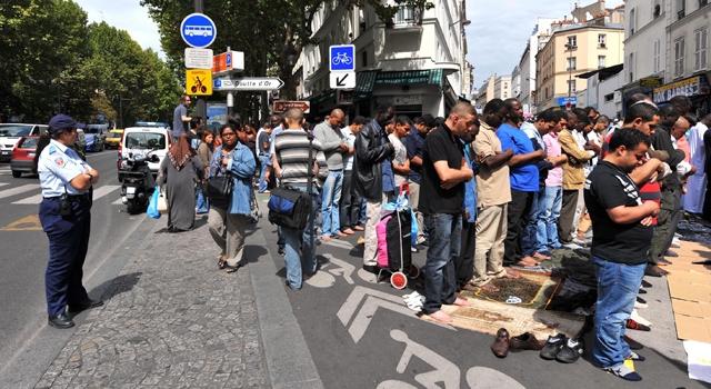 Paristeki Müslümanların Çilesi Sona Erdi