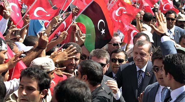 Libya, Türkiye ile Yeni Bir Döneme Giriyor...