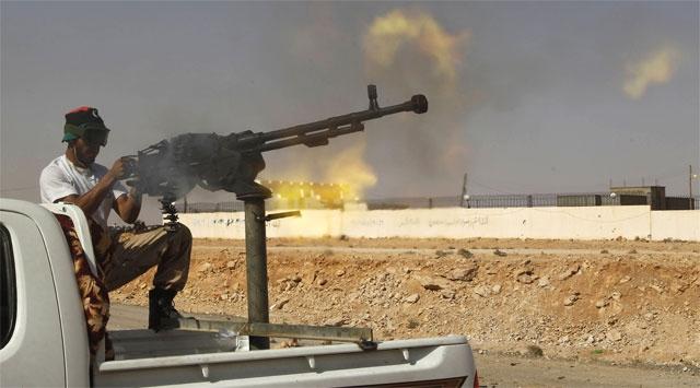 Libyada Düzen Kurulmaya Çalışılıyor