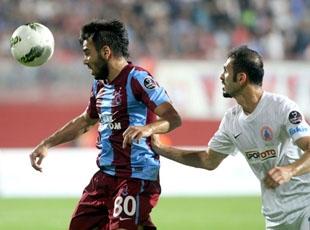 Trabzonspor Belediye Maçından Kareler