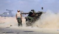 Kanada Libya'dan Çekiliyor