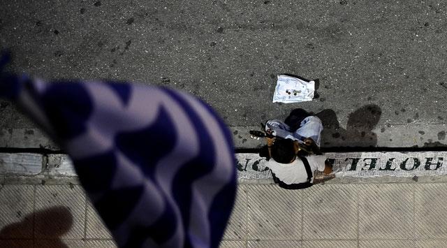 Yunanistanın Durumu Çok Kötü