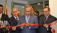Arınç TRT Avaz Stüdyolarını Açtı