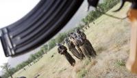 Eylem Hazırlığındaki Teröristlere Darbe