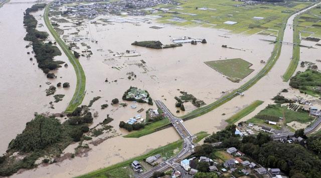 Japonyada Felaketin İzleri Silinemiyor