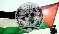 BM'de Filistin Diplomasisi Kızıştı