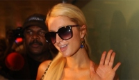 Paris Hilton Türkiye'de