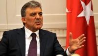 """Gül: """"Yaşananlar Türkiye İçin Talihsizliktir"""""""