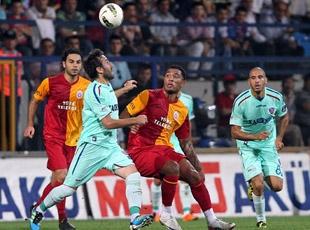 Galatasaray Karabükte Çok Terledi