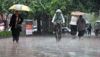 Meteoroji'den Kuvvetli Yağış Uyarısı