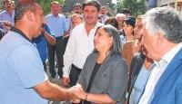BDP'lilere Şok Karşılama
