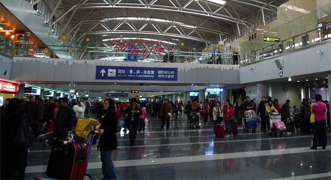Çinde milyonlarca kişiye uçak ve tren yasağı