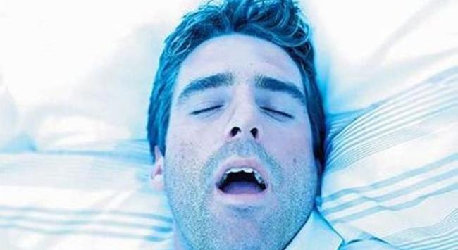 Uyku apnesi bir çok sorunun kaynağı