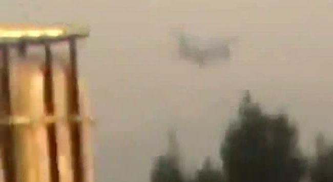 Muhalifler Suriye uçağını düşürdü