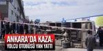 Ankara kaza: 16 yaralı